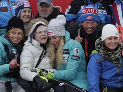 APTOPIX US Alpine World Cup Skiing
