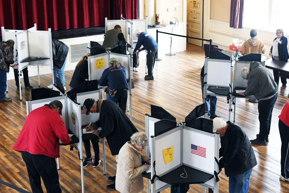 County Rutland sees high turnout - Rutland Herald