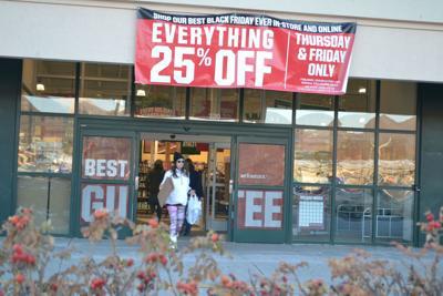 Black Friday kicks off holiday shopping season | Local News