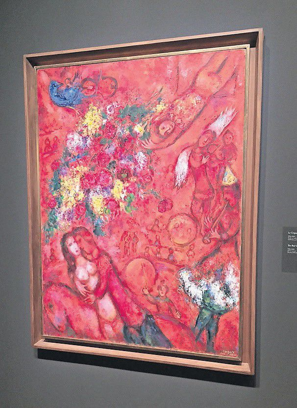 OH, THE CHAGALL(s)