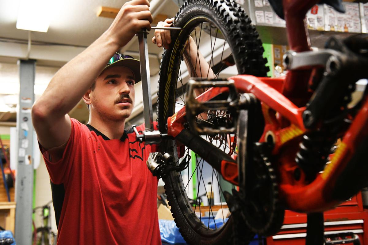Killington sees a boom in bikes, as does the county