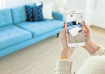 The latest apps for home layouts, inside and out