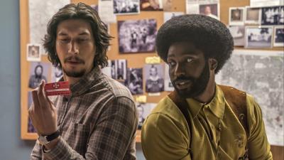 Sabataso on film: 'BlacKkKlansman' tense and entertaining Spike Lee