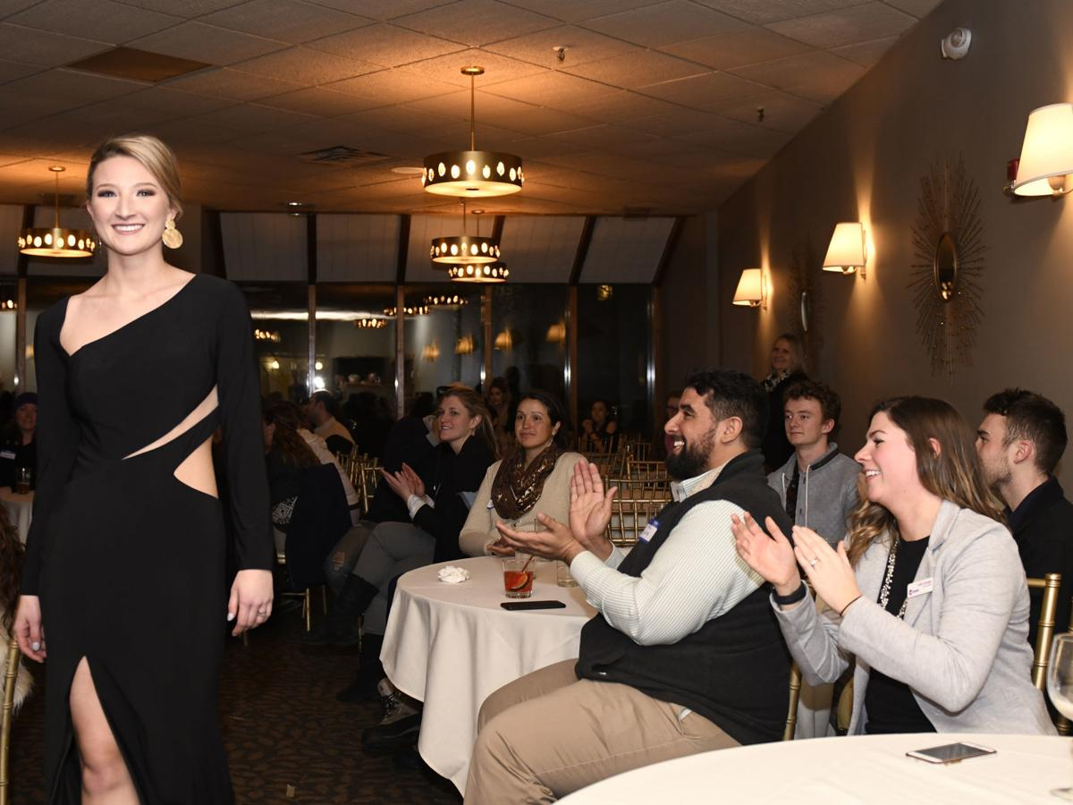 Local fashion showcased at RYP mixer
