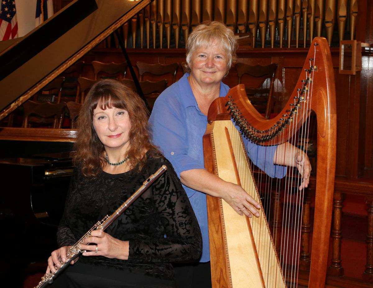 flute harp duo