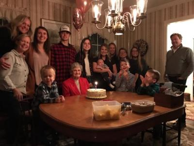 Mary Ojala's 99th birthday