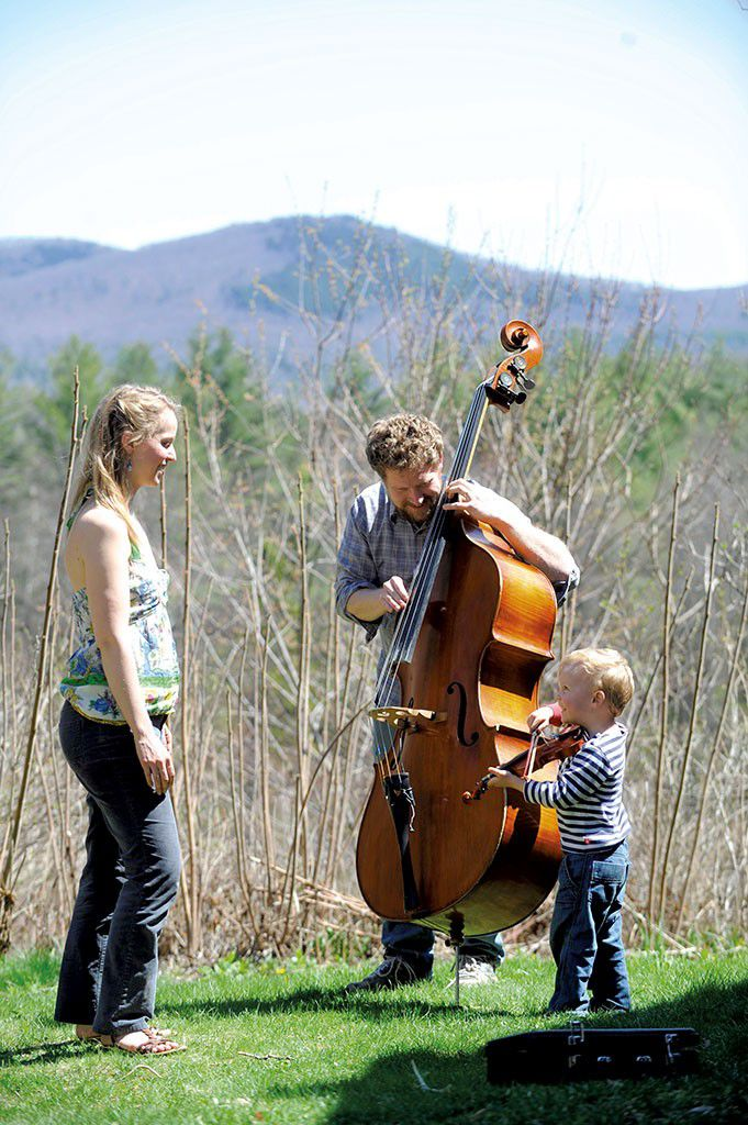 Scrag Mountain Music: Sharing the passion with their community