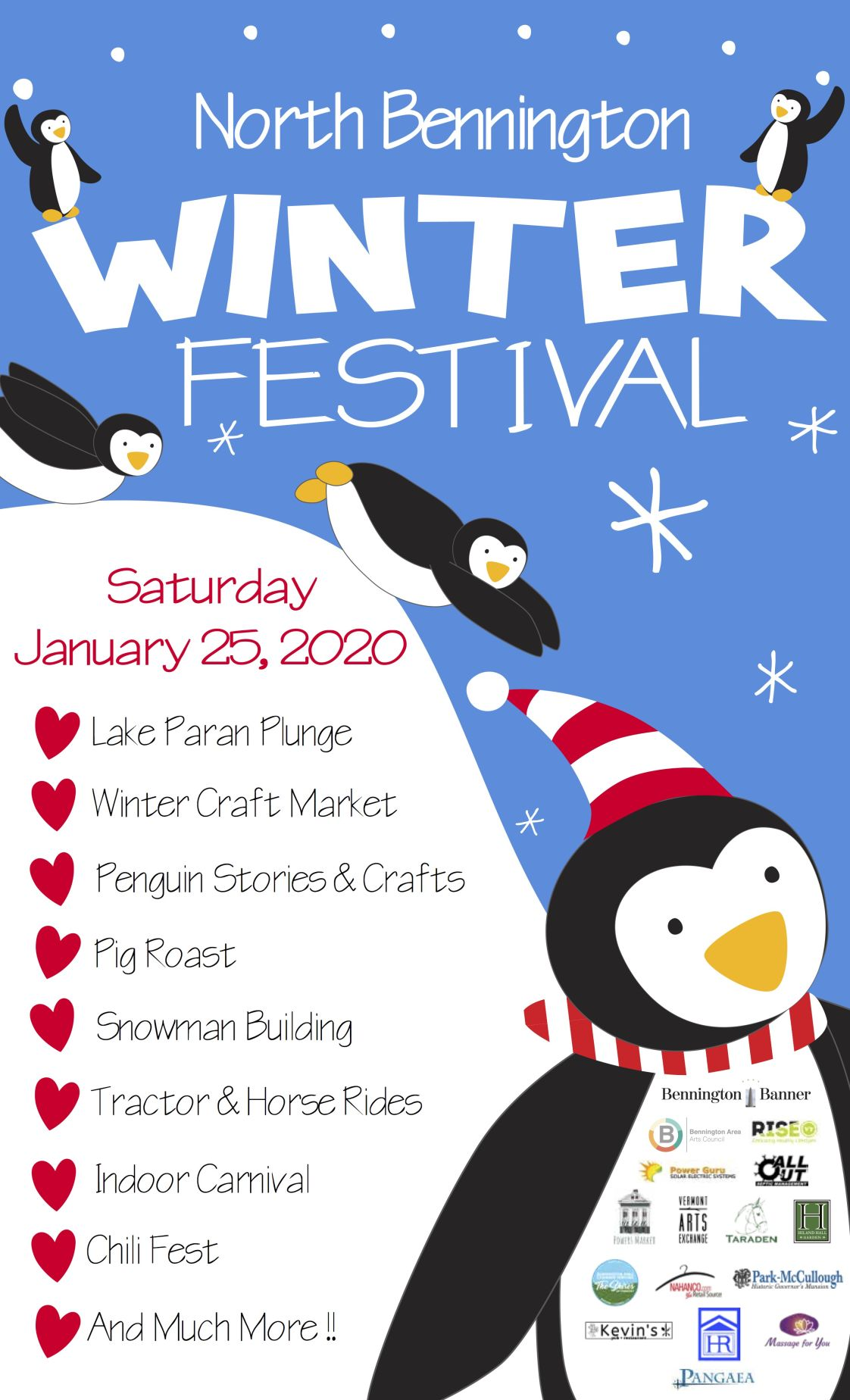 North Bennington Winter Festival