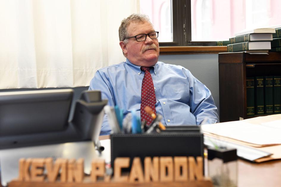 Nachlassrichter looks back on 24 years - Rutland Herald