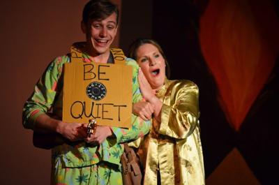 Barn Opera delivers the magic in 'Magic Flute'