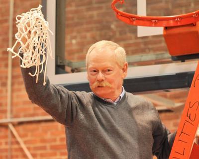 01062021 Windsor head girls basketball coach Bruce Mackay