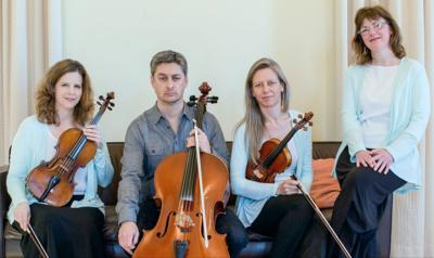 More than the sum of its parts: Northern Third Piano Quartet finds a Vermont niche