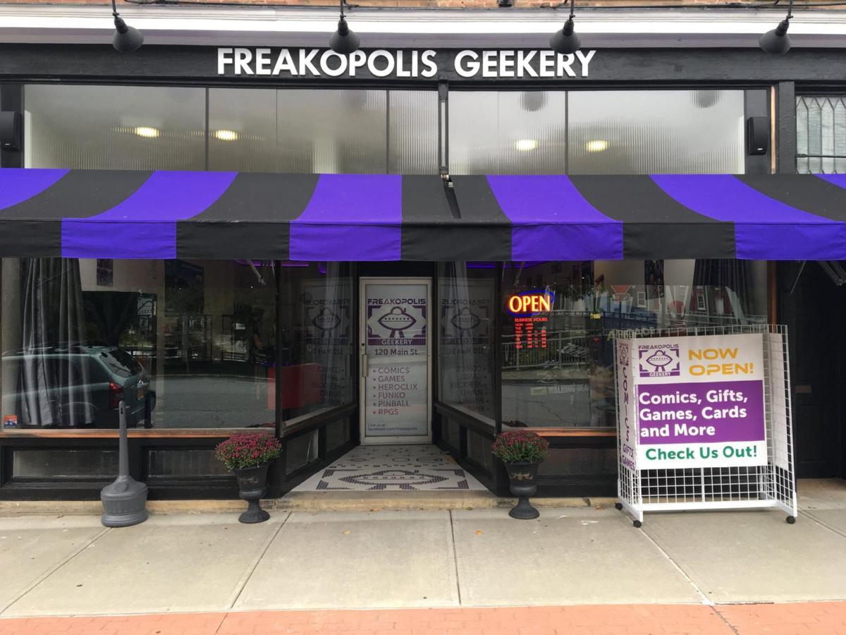 Freakopolis Geekery, Whitehall, NY