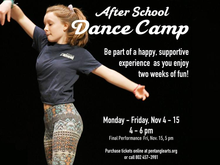 Dance Camp with Madeline Warriner