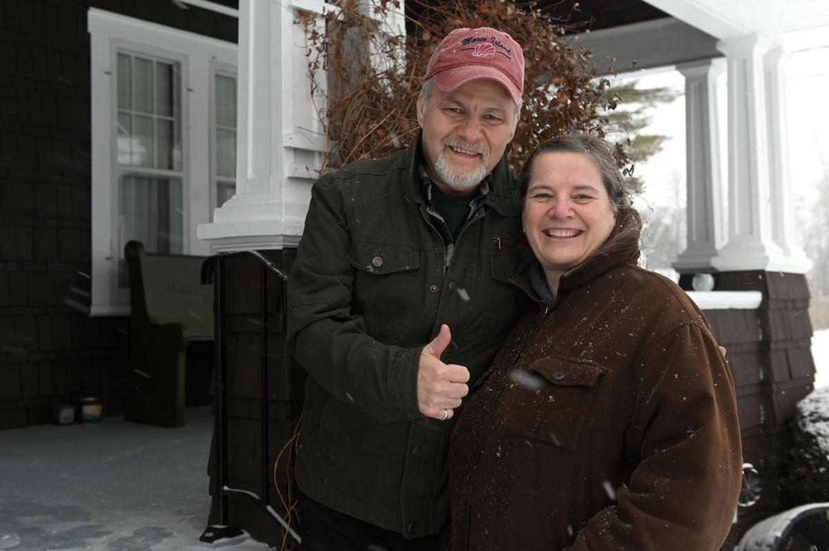 Rutland man doing well after double-lung transplant