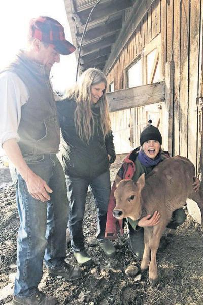 Larson Farm: From raw milk to gelato