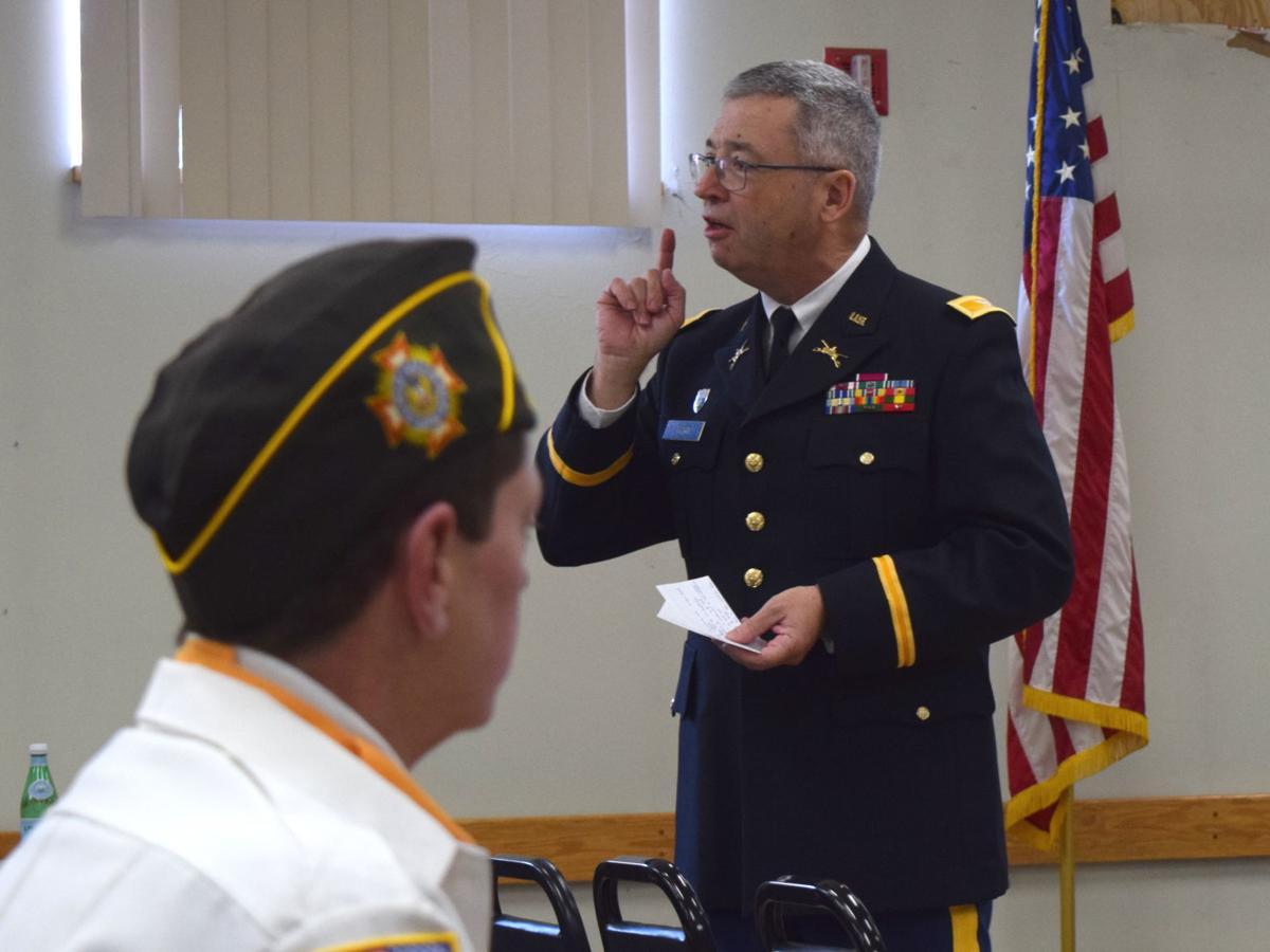 'We the people': Rutland American Legion hosts Veterans Day event