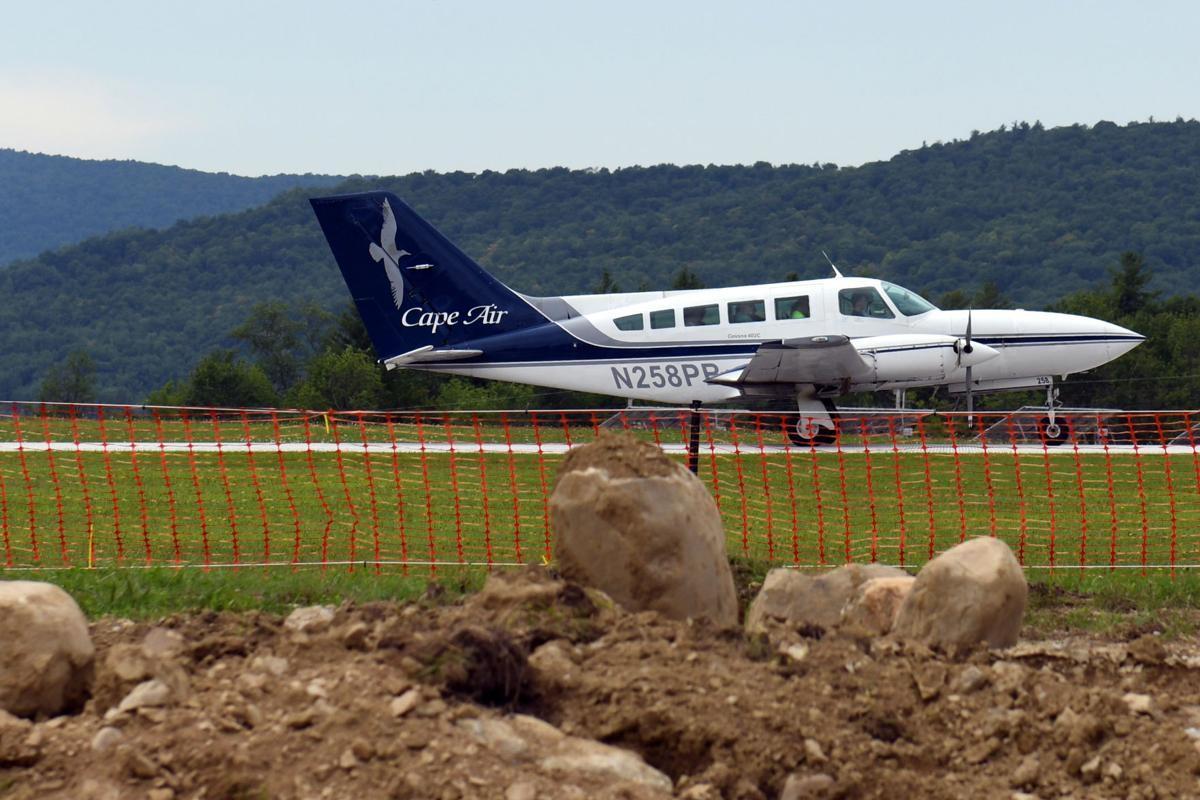 Rutland airport safety project landing soon