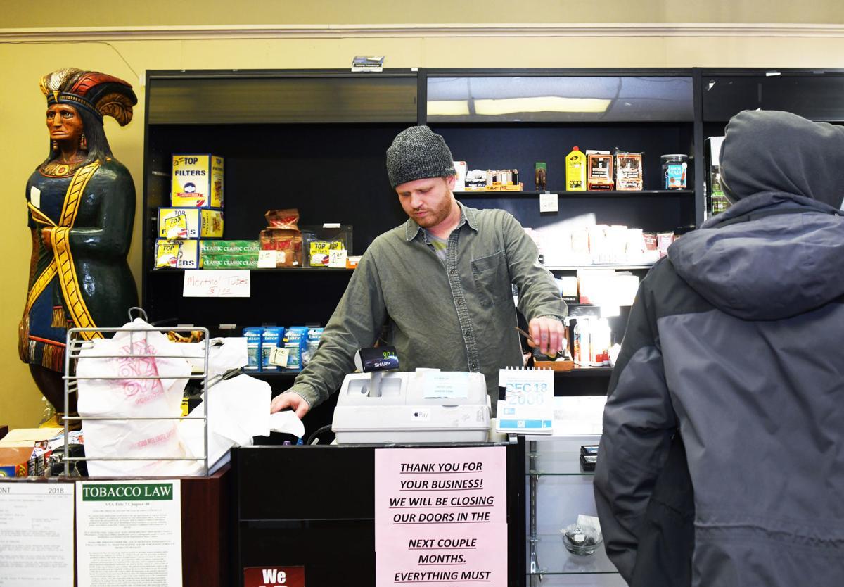 Rutland tobacco shop to close | Local News | rutlandherald com
