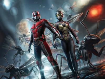 Sabataso on film: 'Ant-Man and the Wasp' refreshingly light and breezy