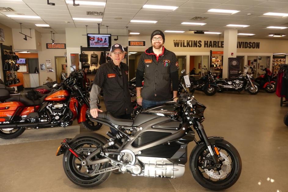 LiveWire: Harley Davidson new electric motorcycle
