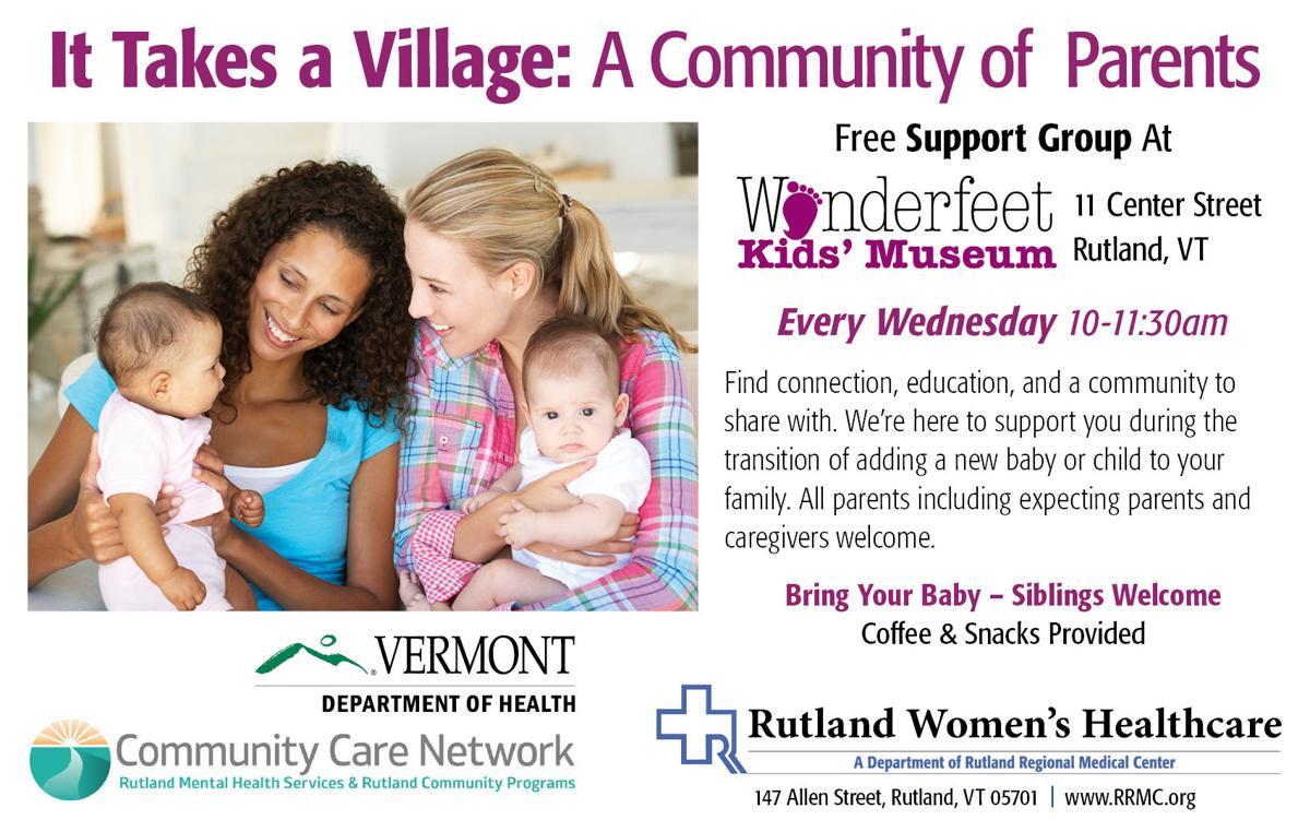 It Takes a Village: A Community of Parents