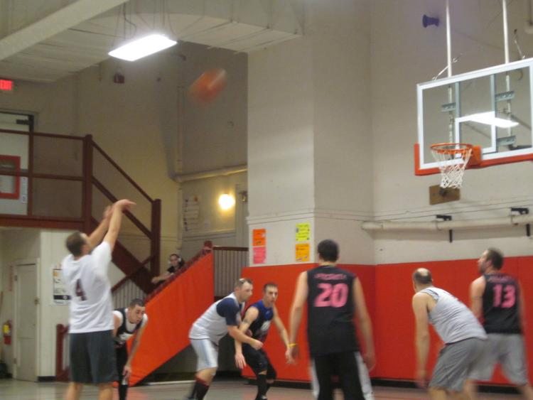 Adult Drop in-Basketball