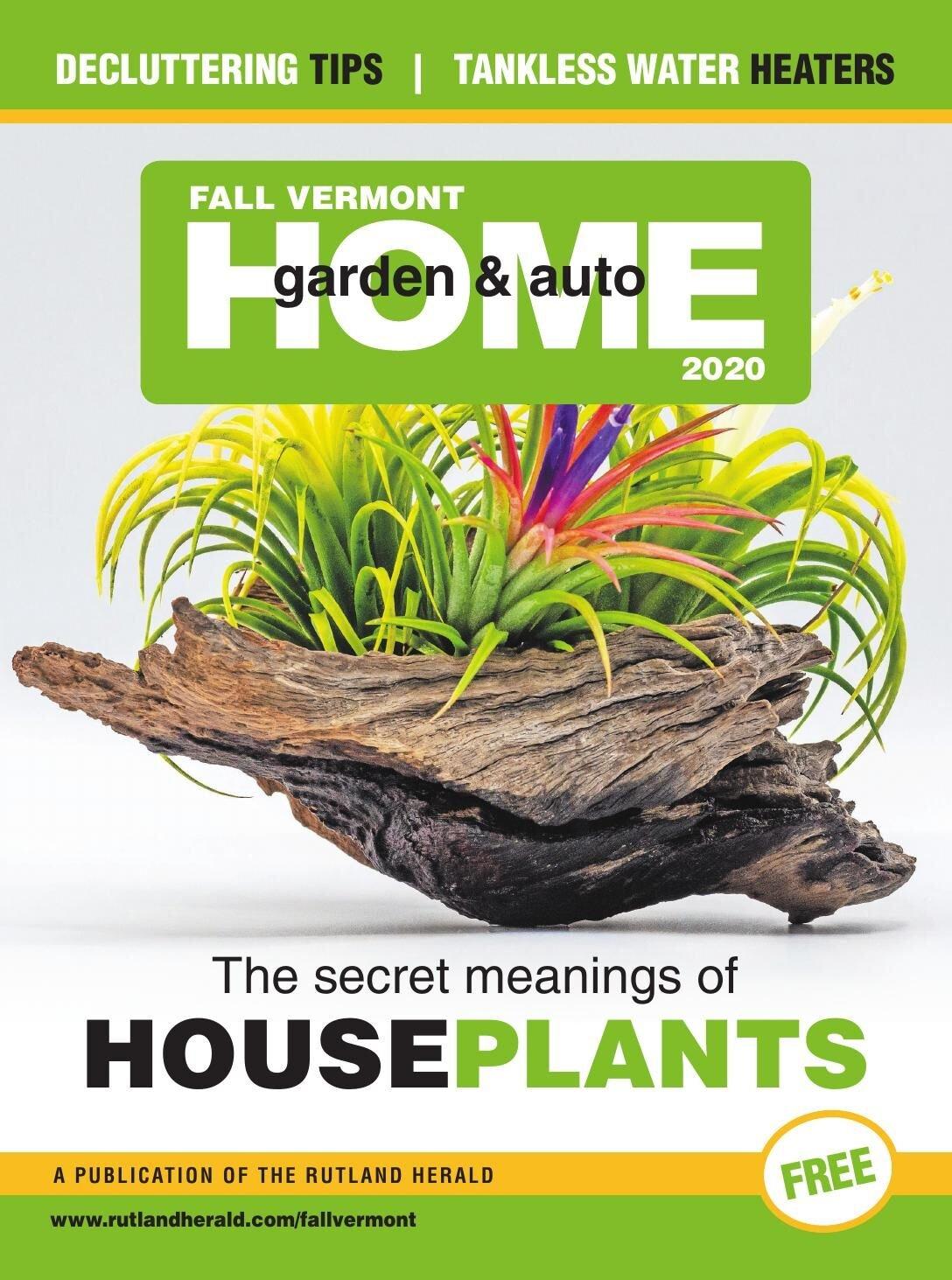 Vermont Home, Garden & Auto | Fall 2020