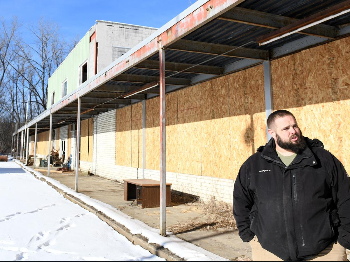 Family has big plans for Flory's Plaza