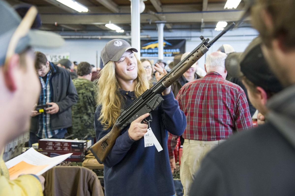Barre Fish & Game Club Central Vermont Gun Show