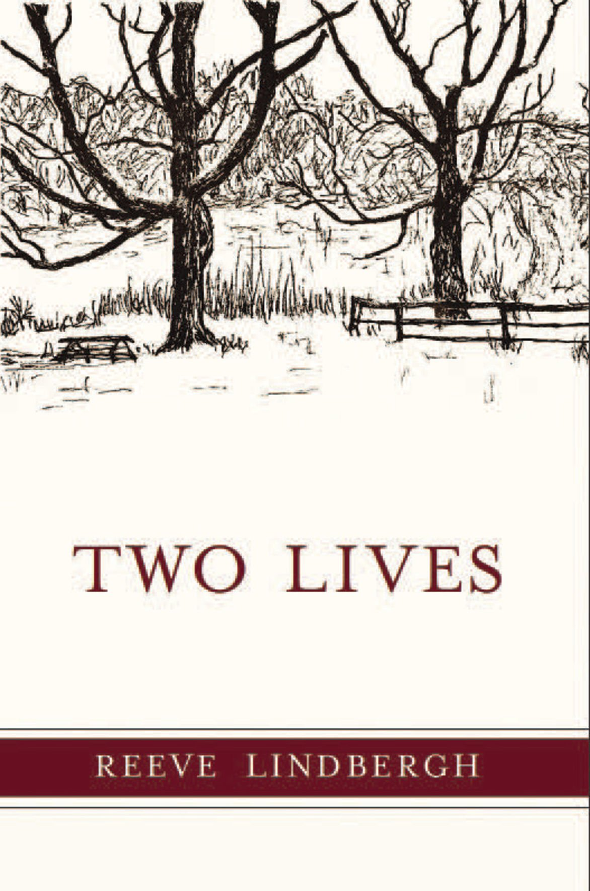 Leading two lives: Author Reeve Lindbergh tours with her latest