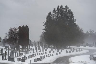 Foggy Hope Cemetery