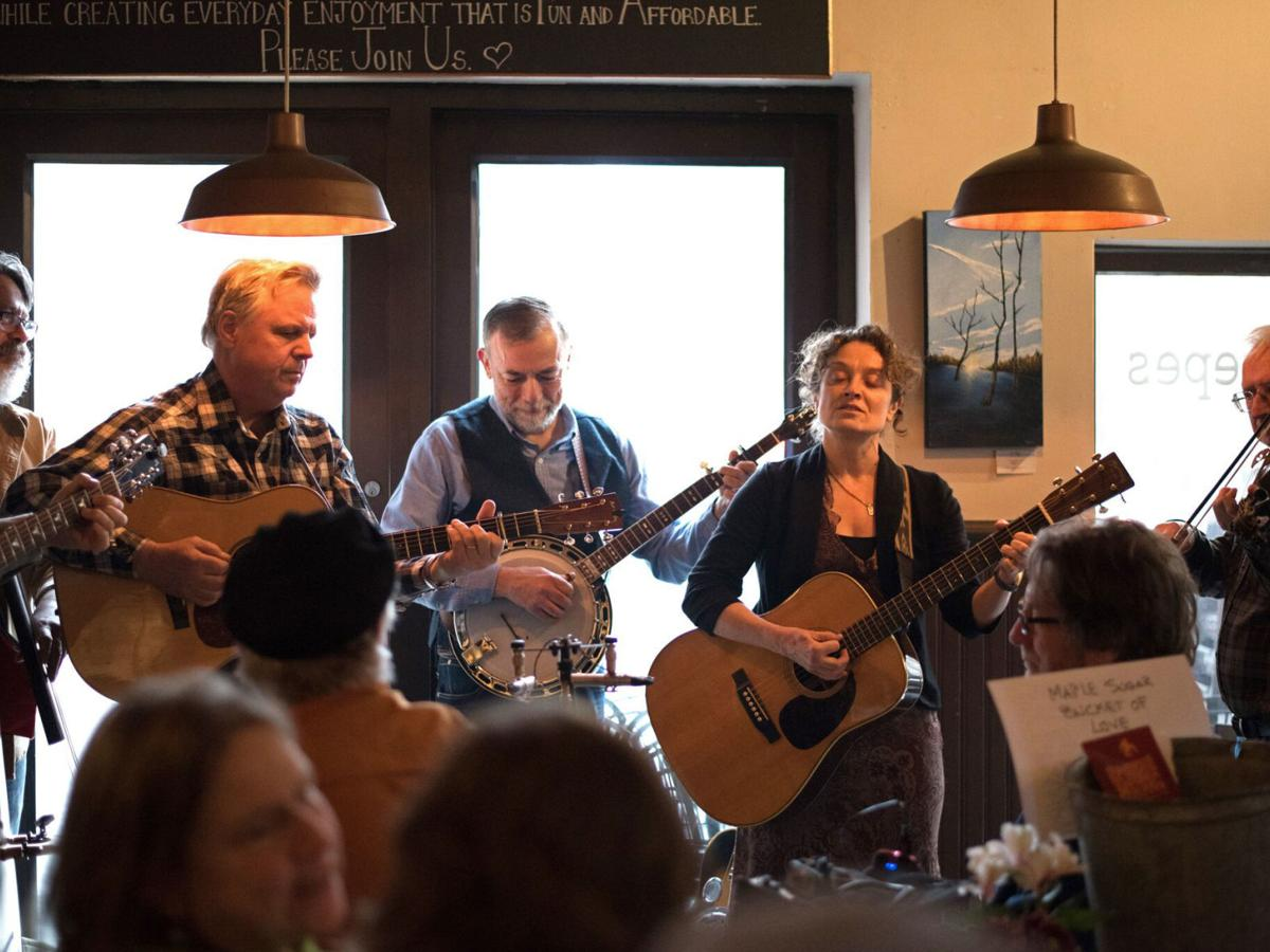 Spice on Snow: Montpelier heats up with traditional music