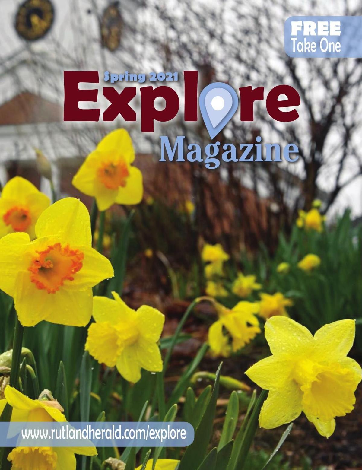 Explore Magazine | Spring 2021