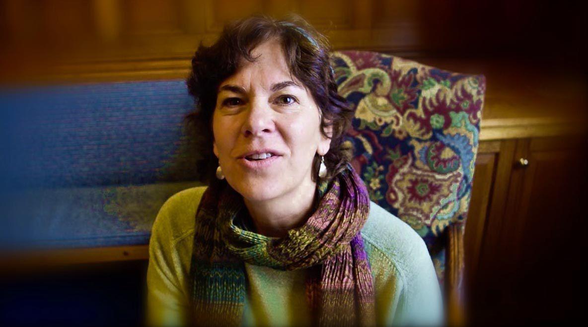 Talking Pictures: Rabba Kaya Stern-Kaufman