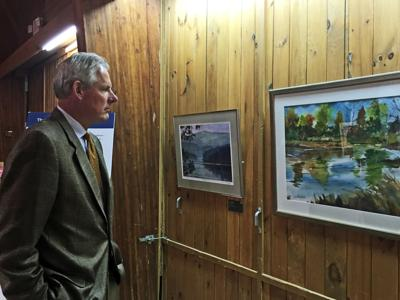 Foundation completes work placing art in Vt. hospitals