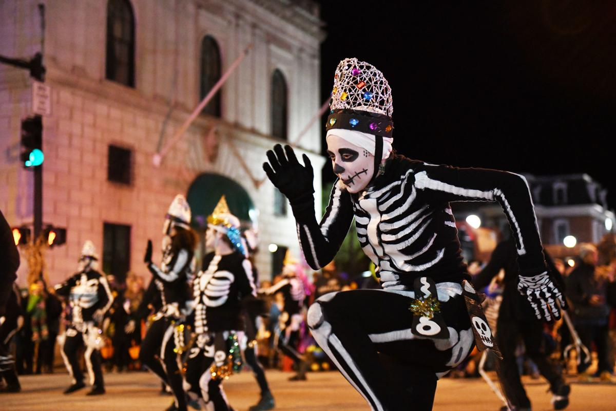 Halloween Parade 2020 Rutland Vt Rescheduled Halloween Parade puts on a show | People Places