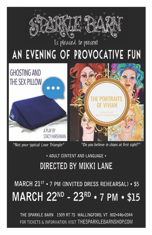 evening of provocative theater