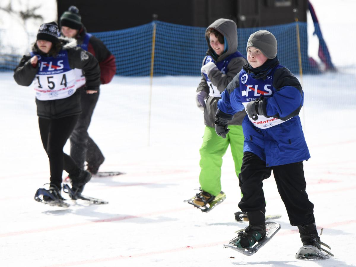 Special Olympics a source of new experiences