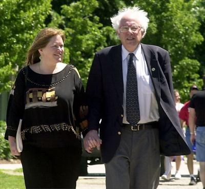 Sanders admits campaign paid family members