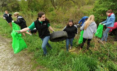 Sweeping the state clean: Green Up Day is back