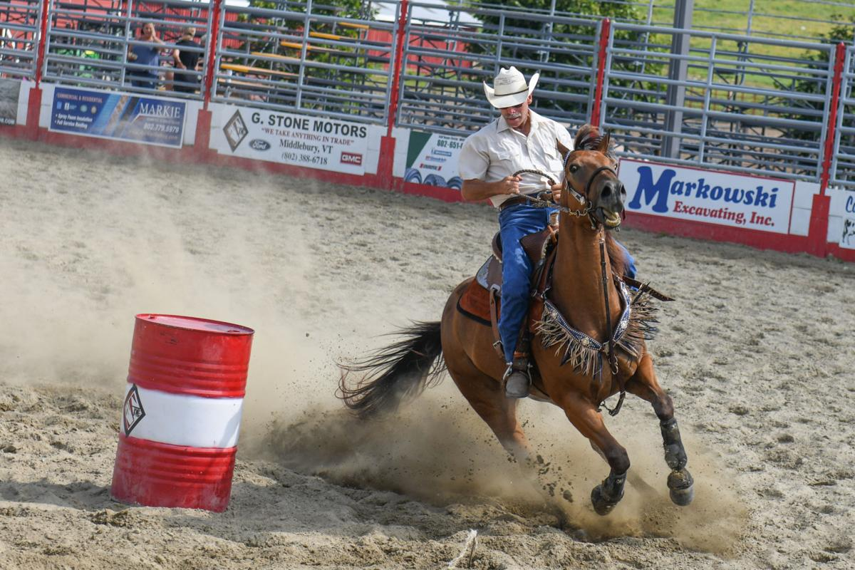 Horses and riders use holiday to raise money