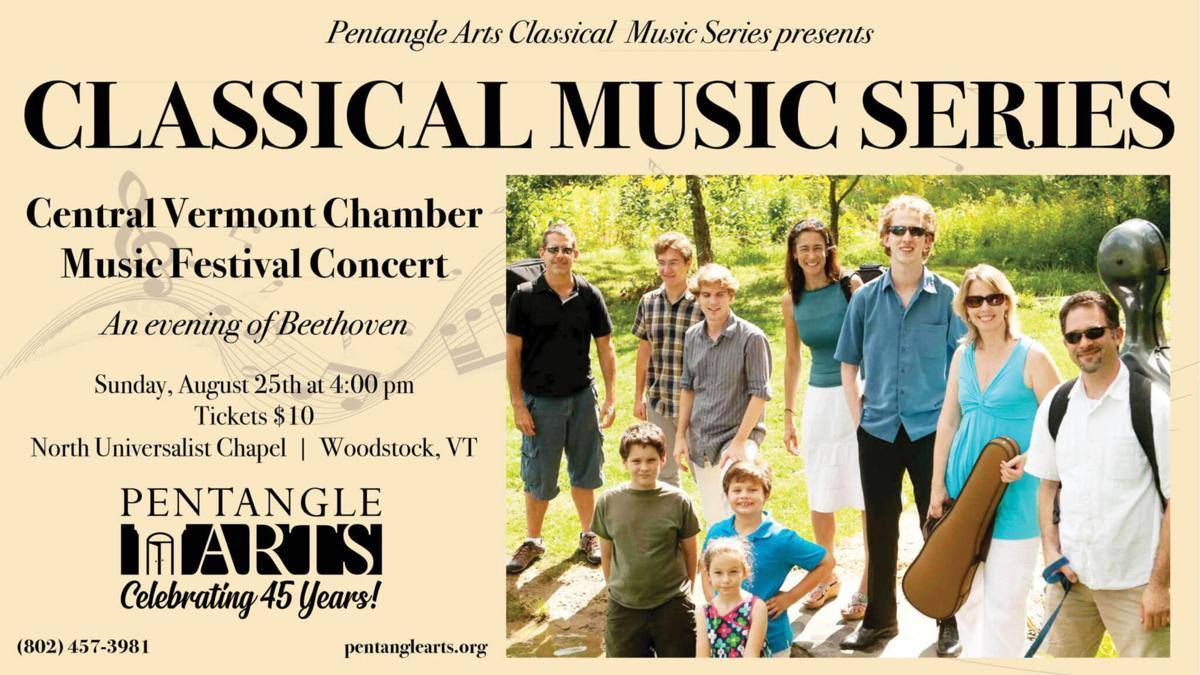 Central Vermont Chamber Music Festival in Woodstock