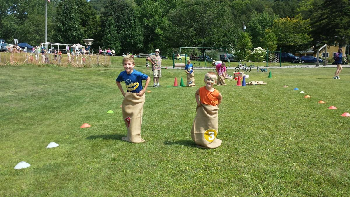 The Family Room: It's a summer party at Chittenden's Barstow School