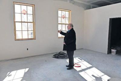 New Castleton Offices Take Shape