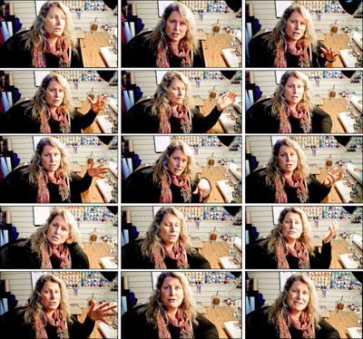 Talking Pictures: Jennifer Usher
