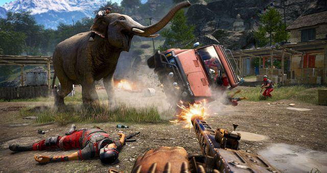 145 Far Cry 4 146 Climbing To Wild Heights Features