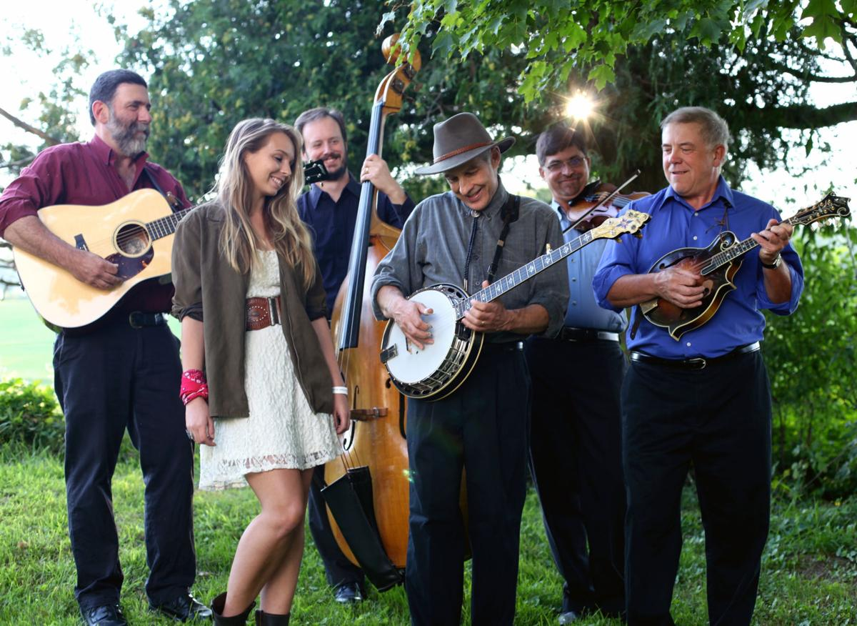 Bluegrass festival comes to St. J