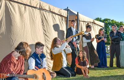 The Family Room: Rutland area youth share Shakespeare's 'Dream'