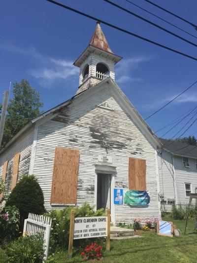 Group contemplates church building's future
